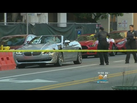 Tourist Killed In Miami Beach Hit & Run
