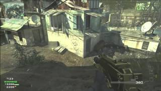 Call of Duty Modern Warfare 3 Multiplayer Gameplay #6 Mission