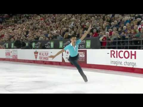 Nam Nguyen 2017 Canadian National Figure Skating Championships - SP