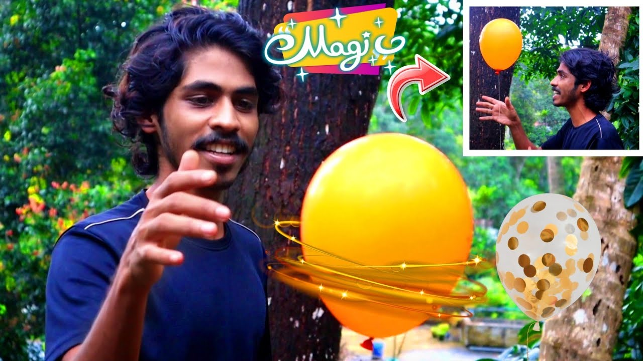 MAGIC BALLOON AND 2 CRAZY EXPERIMENTS   Arjun talks