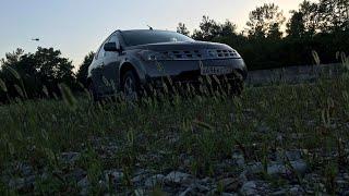 (1 СЕРИЯ) Nissan MURANO z50 2003 год  4на 4