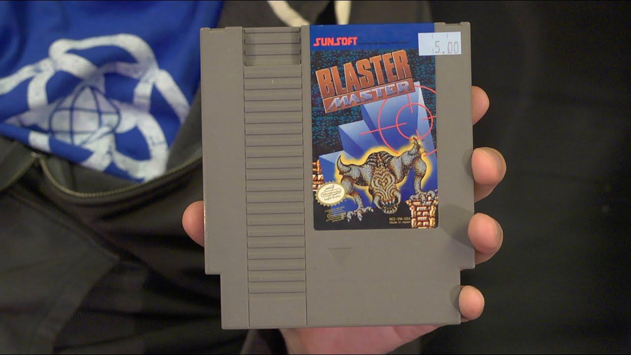 Master Blaster Getränk