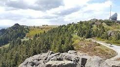 Wanderung auf den Großen Arber im Bayerischen Wald
