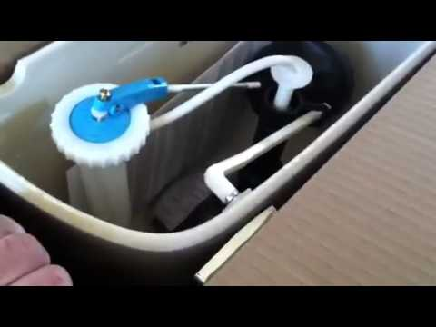 mansfield toilet unboxing - Mansfield Toilet