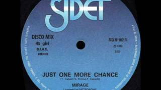 MIRAGE - NO MORE NO WAR (ORIGINAL 12'' VERSION) (�)