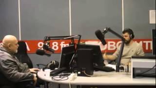 Гейдар Джемаль на радио «Говорит Москва» 18.01.2016