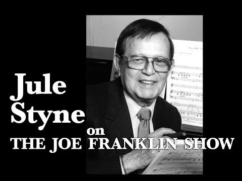 The Joe Franklin Show - guest Jule Styne