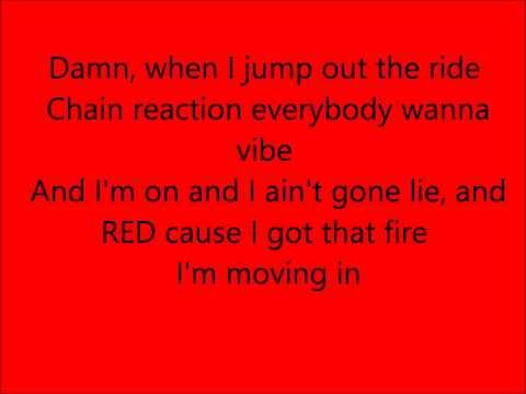 Trina Long Heel Red Bottoms Lyrics