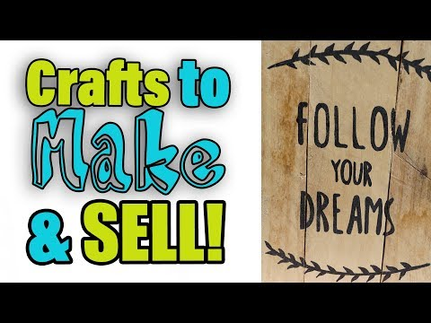 items-that-sell-well-at-craft-shows---crafts-to-make-and-sell