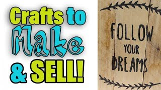 Items That Sell Well At Craft Shows - Crafts to Make and Sell