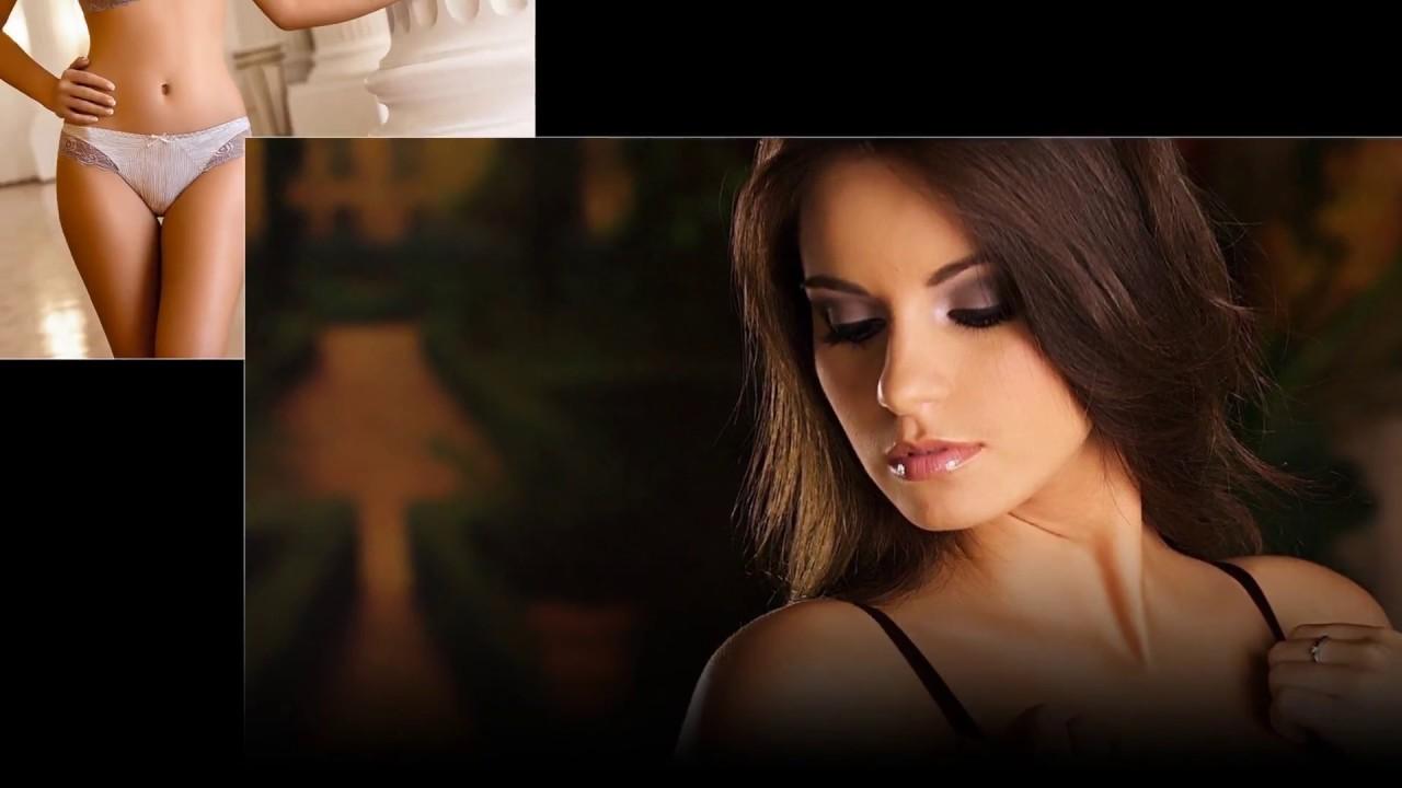 Красивые девушки снимаются в порно, красивая узкая телка