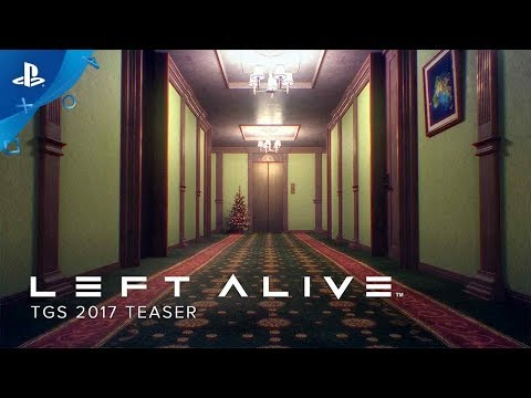 LEFT ALIVE - Announcement Teaser | PS4