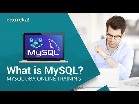 What Is MySQL?   MySQL Tutorial For Beginners   Creating Databases & Tables   Edureka