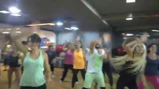 Parumba Sasa Nigma class Gym tonic asana