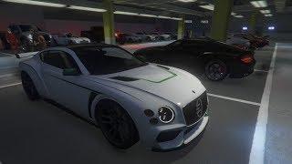 Livestream - GTA 5 - CASINO CAR MEET and Racing Playlist PS4