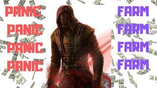 The Cost of Unlocking Revan AFTER Panic Farming! Star Wars Galaxy of