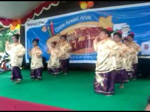 Tari Galuh Bajapinan (musik Tirik Japin)