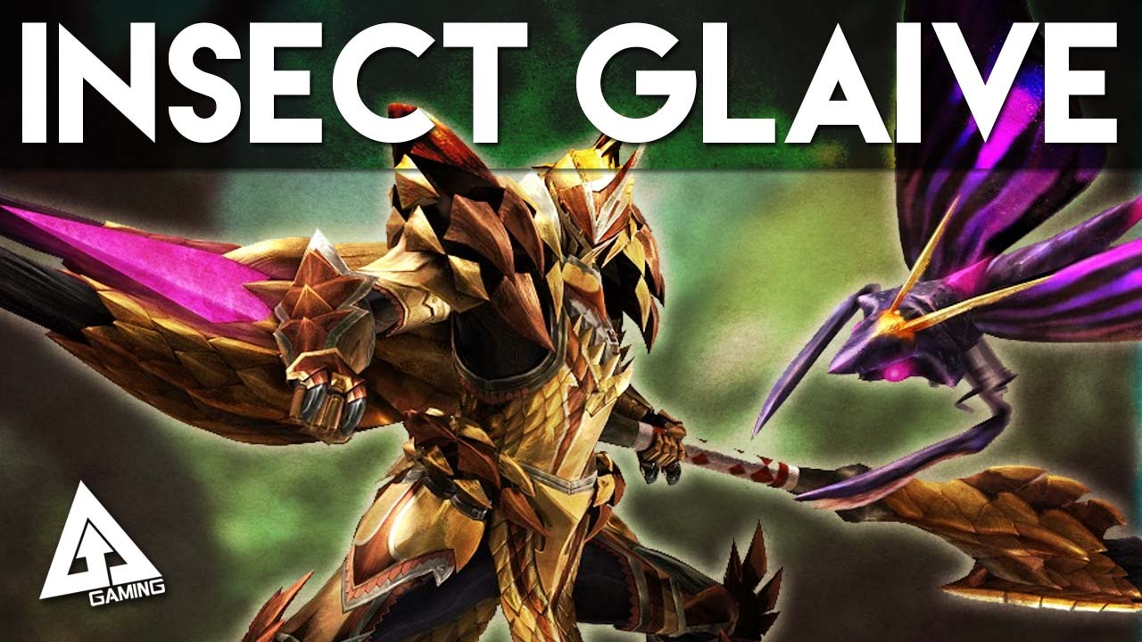 Monster Hunter 4 Ultimate Insect Glaive Tutorial Insect Staff