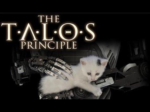 The Talos Principle - Parte 1 - VOH SOS DIOS? - en Español by Xoda
