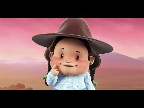 We Tripantu : Especial Pueblos Originarios De Chile En CNTV Infantil