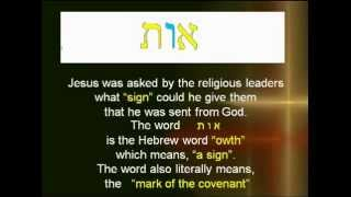 Secret Menorah Structure in the Hebrew Language 03