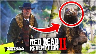 HUNTING a LEGENDARY BEAR in RED DEAD REDEMPTION 2 (Red Dead 2)