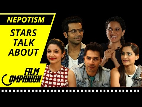 NEPOTISM: Bollywood Stars Talk About Industry Bias
