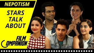 NEPOTISM: Bollywood Stars Talk About Industry Bias | Film Companion