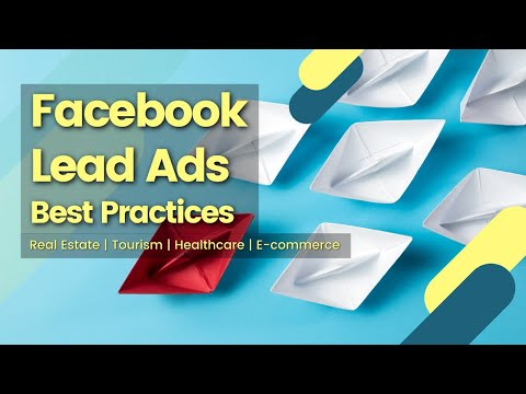 Facebook Advertising Lead Generation Ads for Small Businesses and Ecommerce Websites