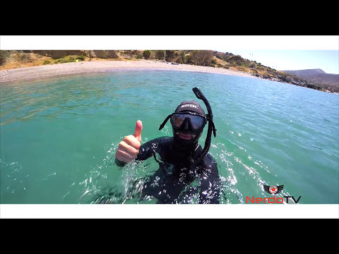 CATALINA ISLAND CAMPING ADVENTURE WITH DRONE