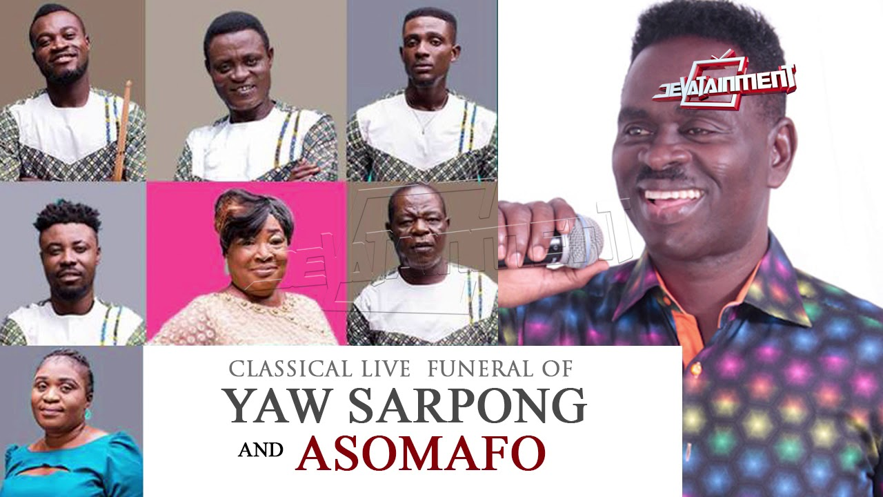 YAW SARPONG - YouTube