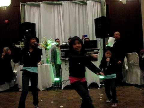 Little Emies - Justin Bieber Baby Dance Performance