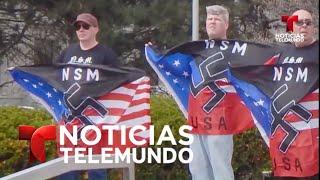 Entrevista con un supremacista blanco | Noticias | Noticias Telemundo