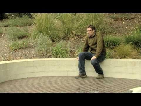 board-formed-concrete-seat-walls