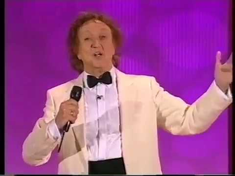 Ken dodd live  singing the song   Happiness