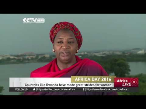 Women's empowerment still a challenge for Africa