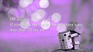 """Oh Darling"" (Acoustic) by Plug In Stereo [ KurtHugoSchneider] [HQ Lyrics]"