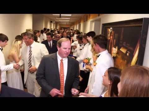 Norfolk Academy Graduation 2015