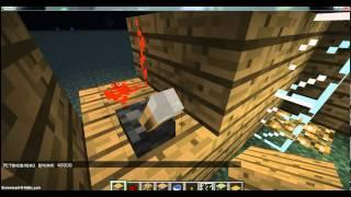 Как сделать душ в minecraft