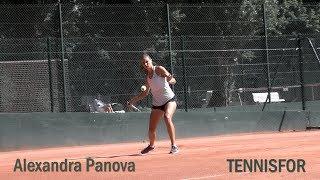 Alexandra Panova practice