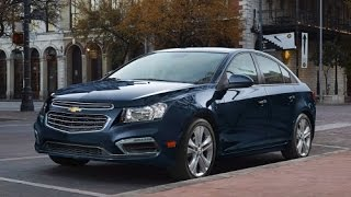 2015 Chevrolet Cruze Start Up and Review 1.4 L 4-Cylinder Turbo
