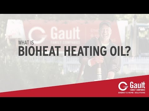 What is Bioheat Heating Oil?