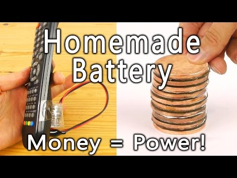 Thumbnail: How to Make a Coin Battery