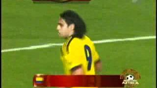 mxico vs colombia 0 2 amistoso 29 de febrero de 2012