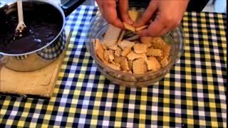 Ευκολος Κορμος Σοκολατας by: Ross Braun Desserts
