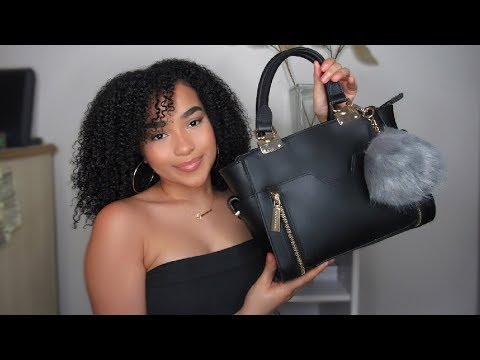 WHAT'S IN MY BAG   Symphony Taylor