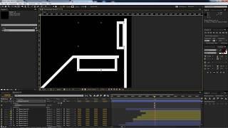 69. Видеоурок по After Effects & Cinema 4D: Как использовать анимированную текстуру из AE