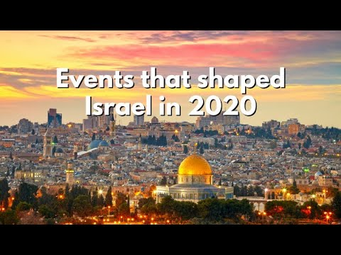 The Middle East Report - News Review Of Israel And The Middle East In 2020