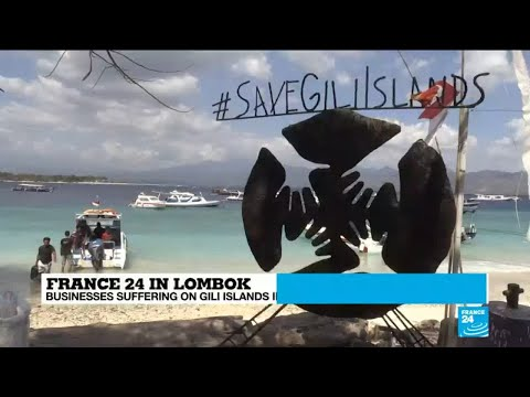 Businesses suffering on Gili islands after quake