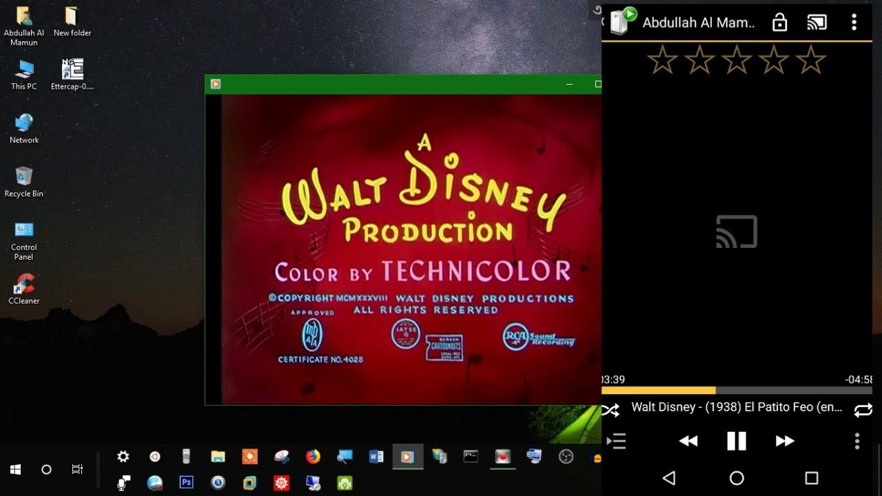 Remote Control of Windows Media Player by Media Monkey/UPnP DLNA